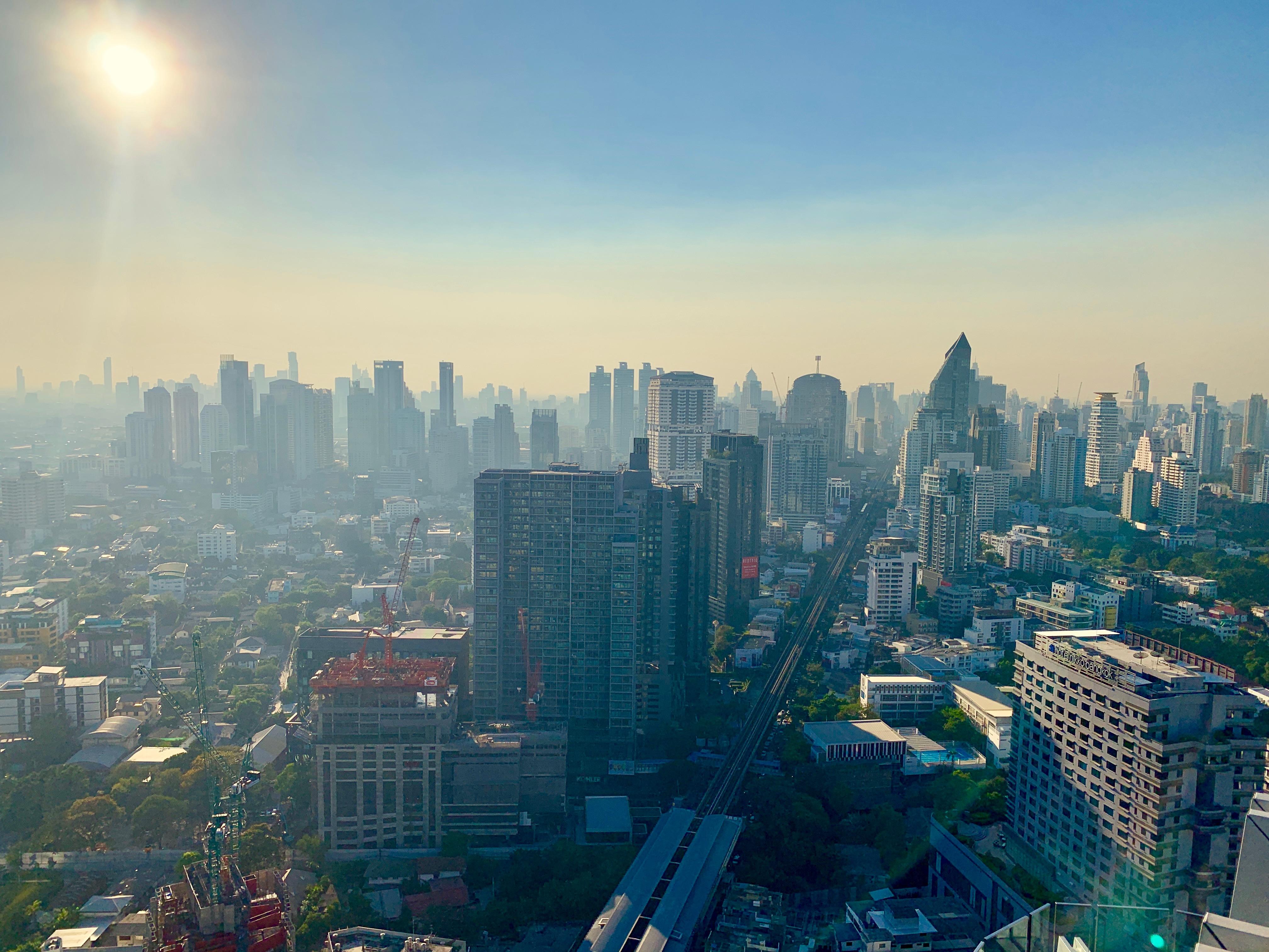 Mon prochain déplacement : Yangon et Bangkok du 7 au 16 février 2020